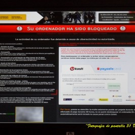Desinfectar el virus de la policia 2013