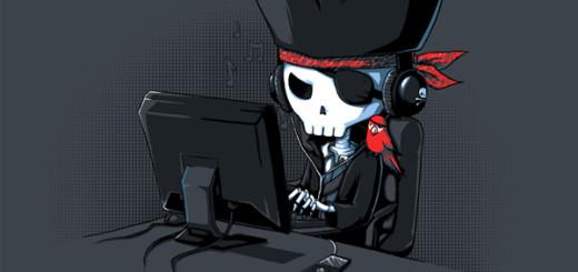 pirateria españa